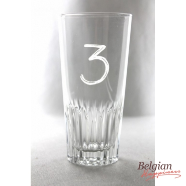 3 Fonteinen Beer Glass Pint 33cl