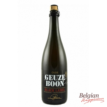 Boon Oude Geuze Black Label 2nd Edition 75cl