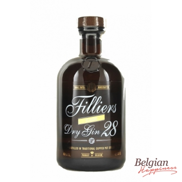 Filliers Classic Dry Gin 50cl