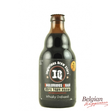 Inglorious Quad Whisky Infused 33cl
