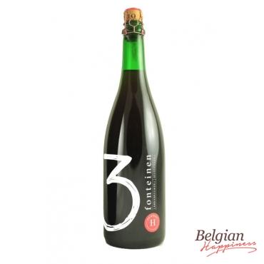 Br. 3 Fonteinen Hommage Bio Framboos 18/19 Blend N°33 75cl
