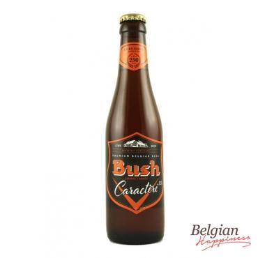 Bush Amber Caractère 33cl