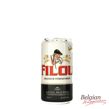 Filou can 25cl