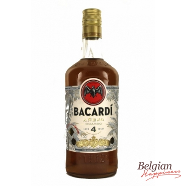 Bacardi Rum aged 4 years 70cl