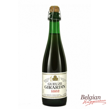Girardin Geuze 1882 White Label (filtered) 37.5cl
