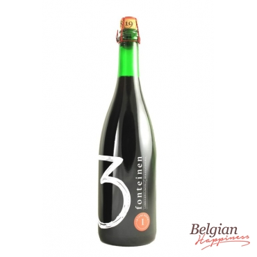 Br. 3 Fonteinen Intense Red 18/19 Blend N°112 75cl