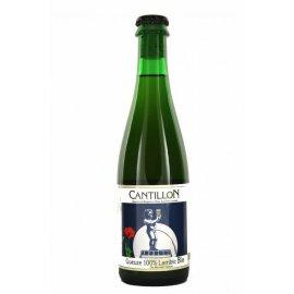 Cantillon Geuze 100 % Lambic Bio 2017 37.5cl - Limited