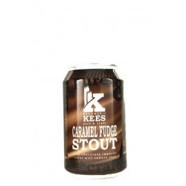 Caramel Fudge Stout Can 33cl