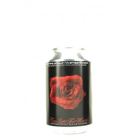 Too Late For Roses Can 33cl