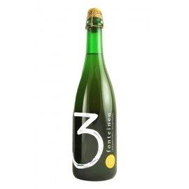 Br. 3 Fonteinen Oude Geuze Golden Blend 18/19 Blend N°91 75cl