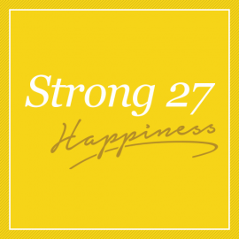 Strong 27 Beer Box