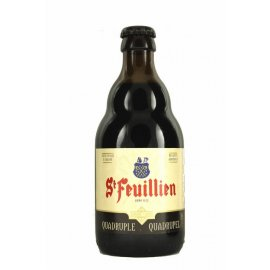 St. Feuillien Quadruple 33cl