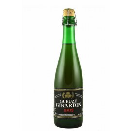Girardin Geuze 1882 Black Label (unfiltered) 37.5cl