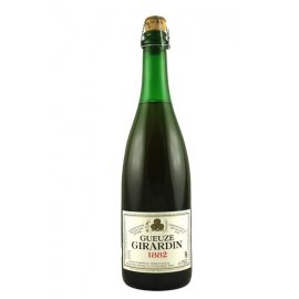 Girardin Geuze 1882 White Label (filtered) 75cl