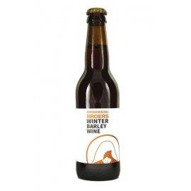 Broers Winter Barley Wine 33cl