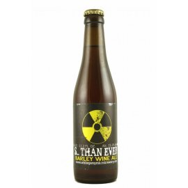 Strongest Than Ever Barley Wine 15.1% 33cl