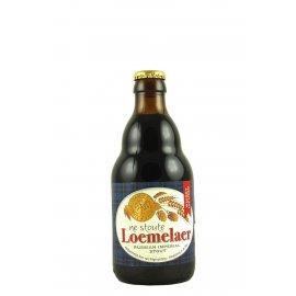 Loemelaer Stout RIS Whisky Infused 33cl