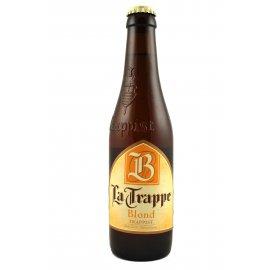 La Trappe Blond Trappist 33cl